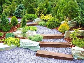 Urban Gardening London - expressive rock garden ideas agit garden collections