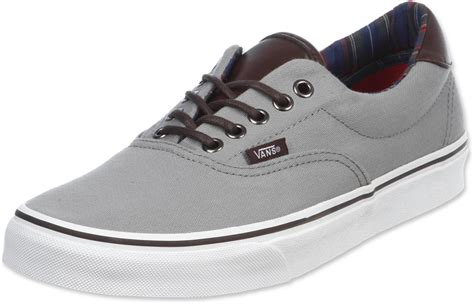 Vans Era 59 Grey vans era 59 shoes grey