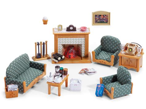 calico critters deluxe living room set deluxe living room set calico critters