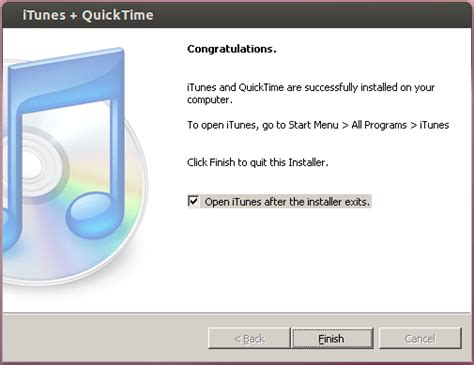 tutorial complete linux installer tutorial how to install itunes 7 using playonlinux in ubuntu