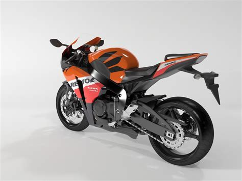 cbr models and honda cbr 1000 rr 08 3d model max cgtrader com