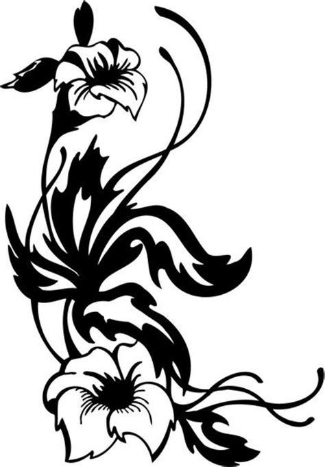 tribal bunga   clip art  clip art