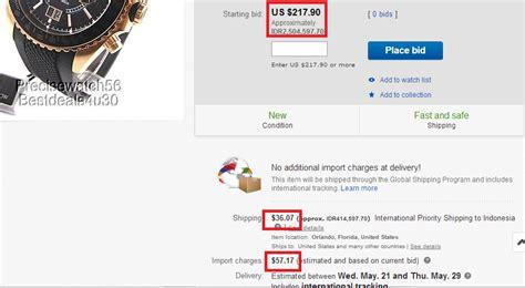 ebay global shipping global shipping program di ebay jasa order ebay