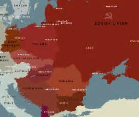 russia map after ww2 the holocaust and soviet influence in eastern europe
