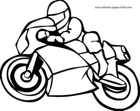 cartoon motorcycle coloring pages motorcycle color pages coloring pages for kids