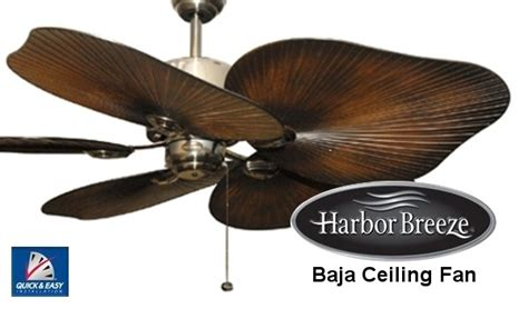 harbor breeze baja ceiling fan harbor breeze baja ceiling fan