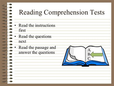 reading comprehension test taking strategies nursereview org study skills and test strategies for the