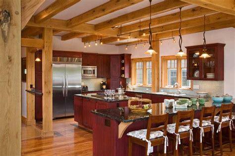 timber frame farmhouse plans