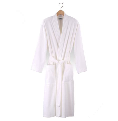 bathroom robes tom dick and harry caw 246 men s bath robe white cotton terry