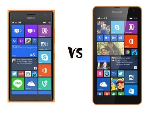 Www Hp Nokia Lumia 535 microsoft lumia 535 vs nokia lumia 730 review