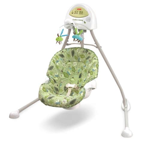 fisher price outdoor swing fisher price 2 in 1 cradle baby swing baby swings at