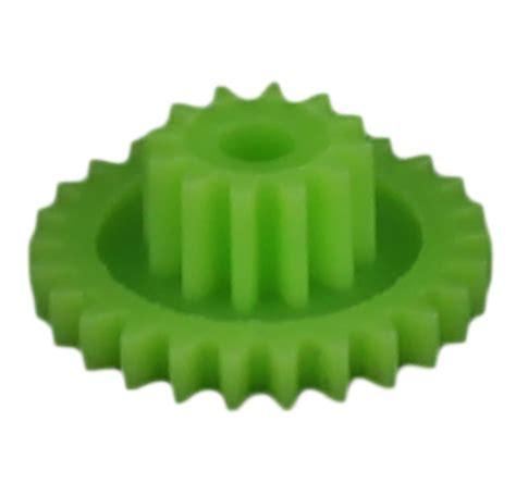 8 T Plastic Pinion Gear Set plastic gear module 0 500 teeth 26z shape with pinion ref 015388 mootio components