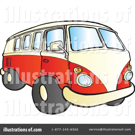 volkswagen hippie van clipart hippie van clipart 77970 illustration by snowy