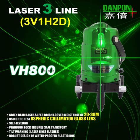 Multi Line Laser shanghai jiabei green beam laser level tool vh800