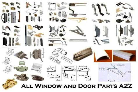 Window Door Parts Glazing Bead Weatherstrip FREE ID HELP