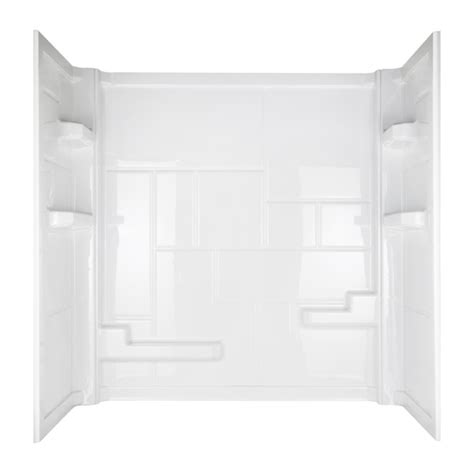 one piece bathtub wall surround remove bathtub surround 171 bathroom design