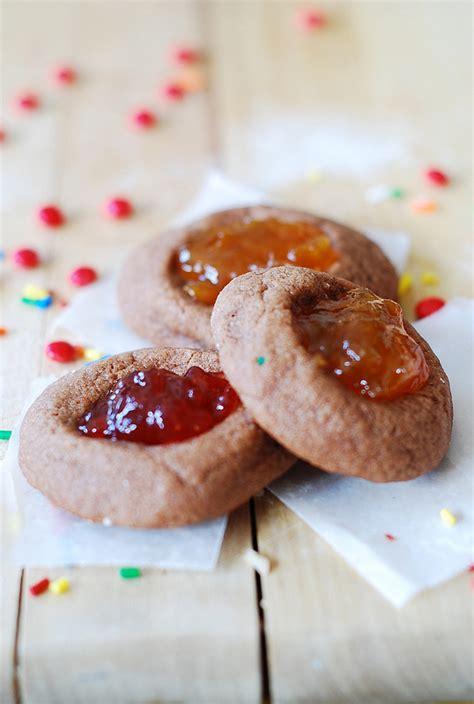 easy thumbprint cookies recipe julia s album