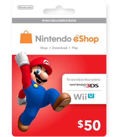 nintendo eshop card us email delivery mygiftcardsupply - Nintendo World Gift Card
