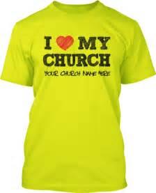 i my church t shirt design ideas