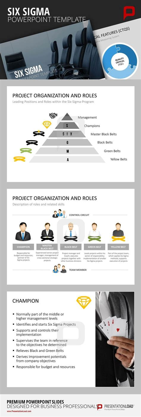 Mba Six Sigma Ppt by 91 Best Six Sigma Images On Project Management