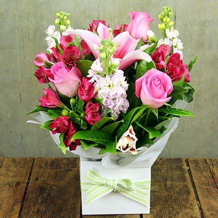 Vases Melbourne Girly Pink Flower Box