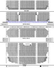 Buxton Opera House Seating Plan Buxton Opera House Seating Plan Escortsea
