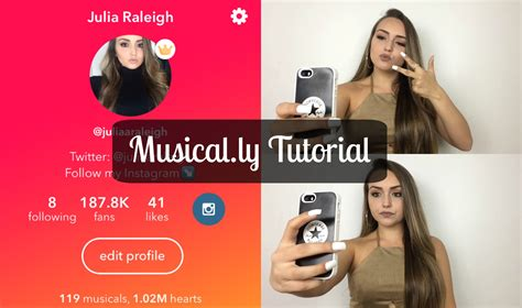 musical fans org free musical ly tutorial how to film hands free youtube