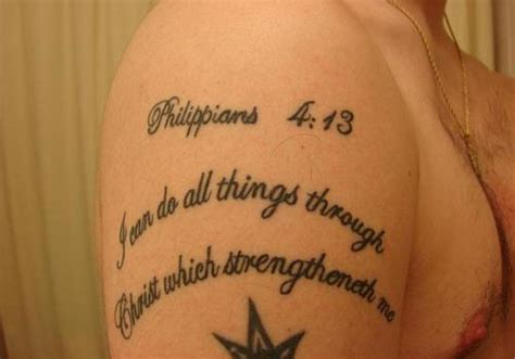 bible tattoo quotes about strength strength quotes bible tattoos image quotes at relatably com
