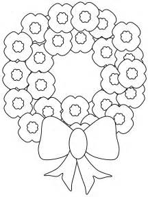 Remembrance Day Coloring Page sketch template