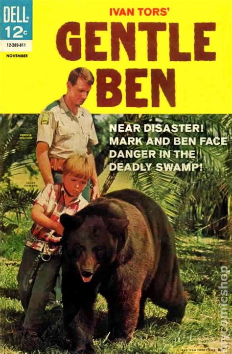 gentle books gentle ben 1968 comic books