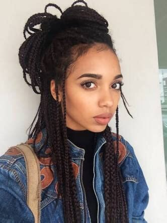 braidsfor hispanic women is it cultural appropriation to box braid your hair if you