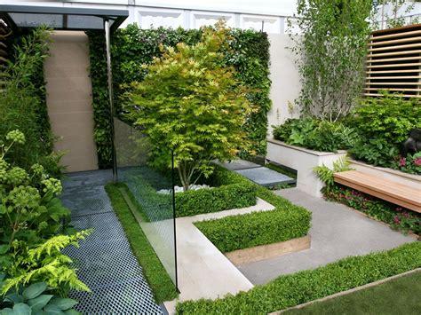 minimalist garden design ideas images