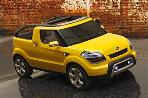 "Detroit 09': Kia Soul'ster Concept Attempts to Appeal to ""Active People"" (The Torque Report)"