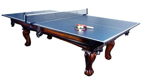 multi task with a ping pong top and play kit with rubber