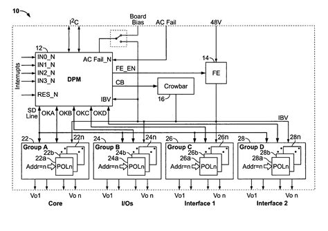 patent us7394445 digital power manager for controlling