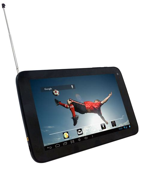 Tablet Android Tv polaroid announces mexican android tablets with tv antennas