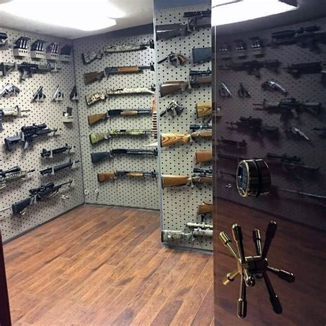 gun safe rooms top 100 best gun rooms the firearm blogthe firearm
