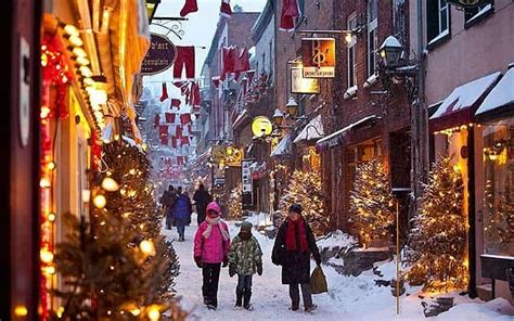 christmas in quebec telegraph