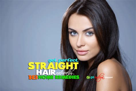 home tricks to make the hair straight from top and curly from bottom get straight hair tricks for hair straightening without