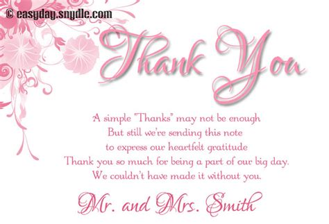 bridal shower thank you wording for bridal shower thank you cards wording 99 wedding ideas