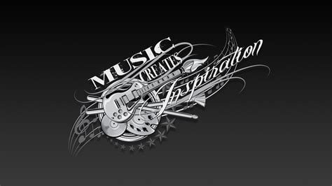 design inspiration music music creates inspiration wallpaper by reyjdesigns on