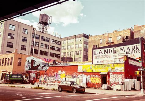 williamsburg 50s new york city brooklyn new york city williamsburg photograph by