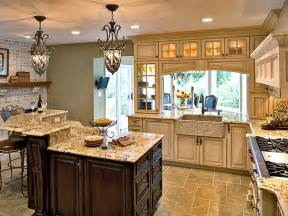 Kitchen Lighting Ideas Pictures New Kitchen Lighting Design Ideas 2012 From Hgtv Interior Design Ideas