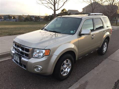 2012 ford escape for sale used 2012 ford escape for sale by owner in denver co 80294