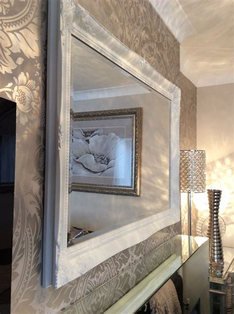 large french white shabby chic ornate decorative