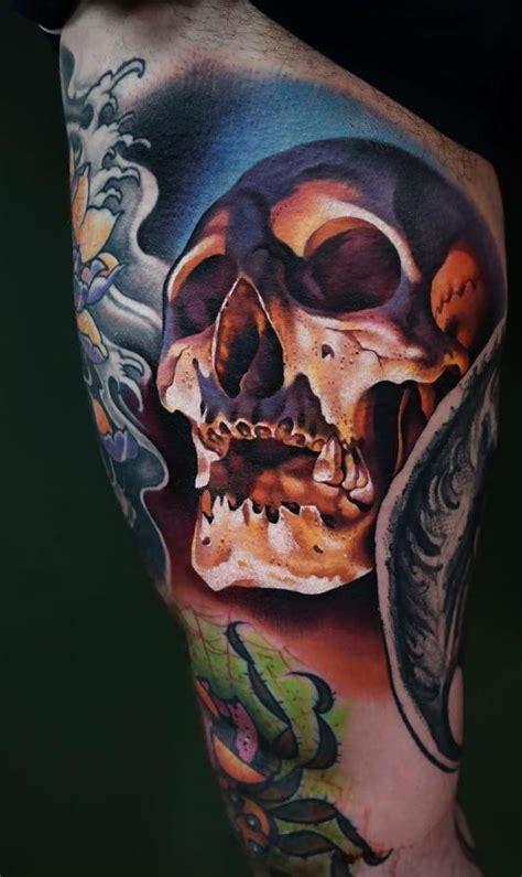 head tattoo pain 169 best skull tattoos images on skull tattoos