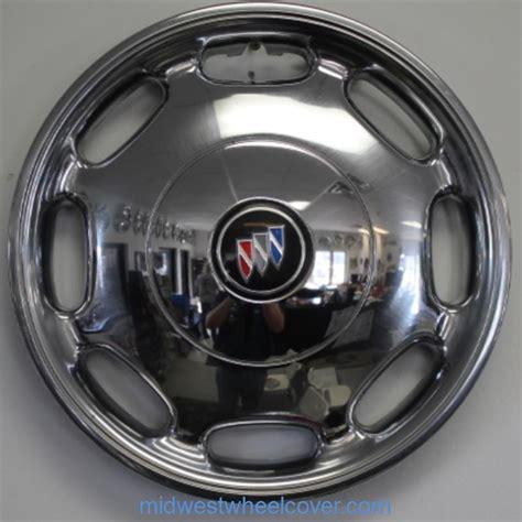 1140b hubcap 14 quot 95 96 buick century chrome 8 slot