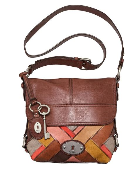 Fossil Patchwork Handbags - 270 best handbag happiness images on happiness