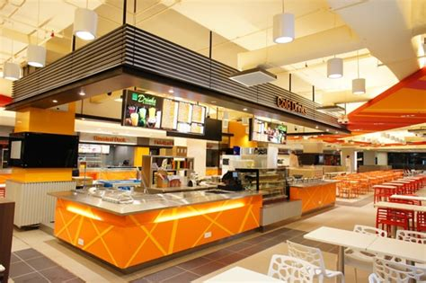 food court outlet design malaysia restaurant renovation food court interior design
