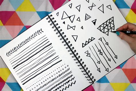 doodle learning learning to doodle graphique fantastique